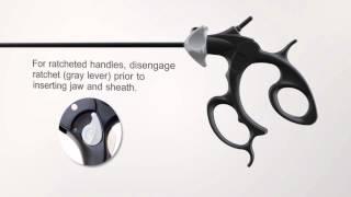 Eragon modular laparoscopic forceps and scissors Thumbnail