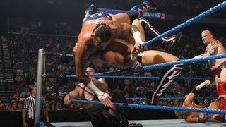 The Great American Bash 20-Man Battle Royal: SmackDown, July 3, 2012 thumbnail