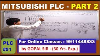 PLC TRAINING- MITSUBISHI WIRING - INPUT/OUTPUT/ PNP/NPN / | P27 | IN HINDI BY GOPAL SIR