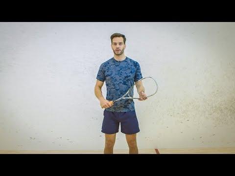Squash podstawy gry, zasady i ciekawostki by Konrad Pondo TV