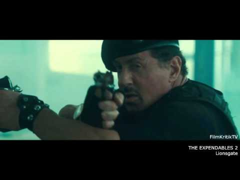 THE EXPENDABLES 2 | Trailer