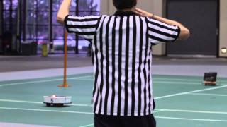 2013 Ohio Northern Robotic Football: ONU vs. Notre Dame Highlights