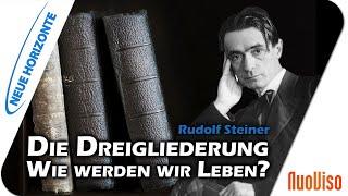 Rudolf Steiner und die Dreigliederung als soziale Zukunftsmission Mitteleuropas – Hans Bonneval
