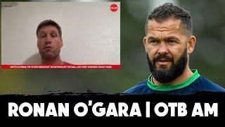 Ronan O'Gara: