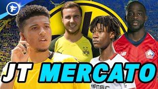 Le Borussia Dortmund veut continuer de piller la Ligue 1 | Journal du Mercato
