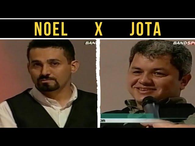 Noel x Jota - Regra Brasileira 2003