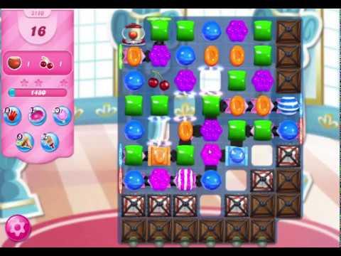 Candy Crush Saga Level 3180 NO BOOSTERS