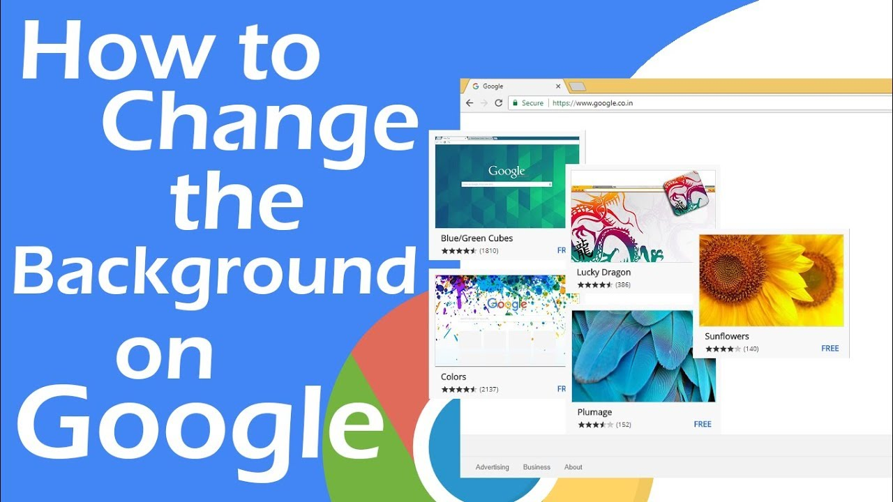 How To Change the Background on Google Chrome
