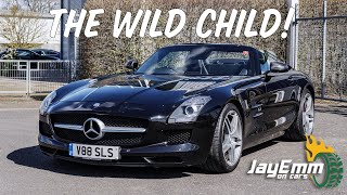 The Mercedes SLS AMG Roadster Was NOT AT ALL What I Expected! (Review \u0026 Drive)