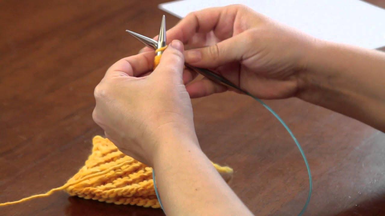 A Tutorial On Daisy Stitch Knitting Advanced Knitting Stitches