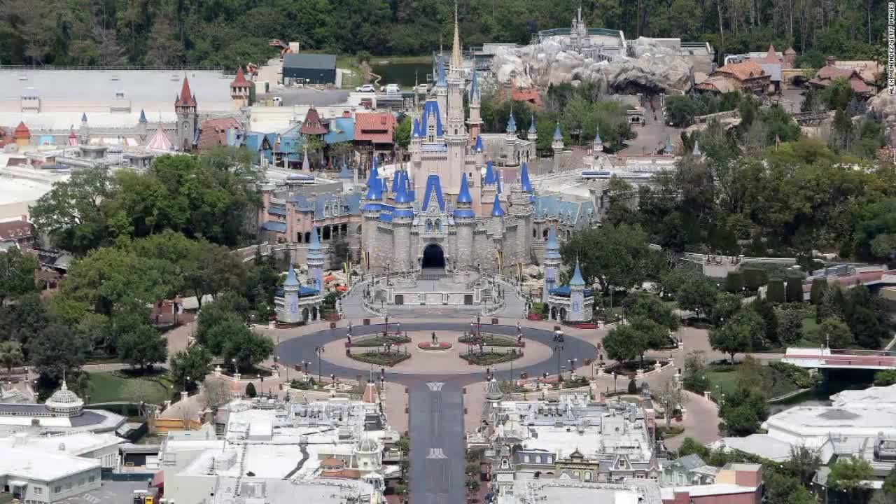 Walt Disney World sets July 11 reopening date for Magic Kingdom ...