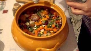 Рецепт картошки в горшочке.wmv