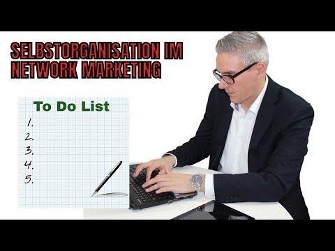 Selbstorganisation im Network Marketing