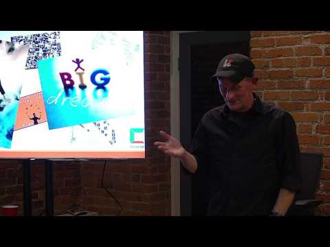 Dave Alpert at VR Tuesday #5 - January 18 2017