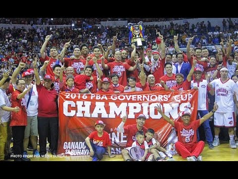 Reacting To Barangay Ginebra's First Championship Since 2008! - THIS DROVE ME CRAZY AS HELL!!