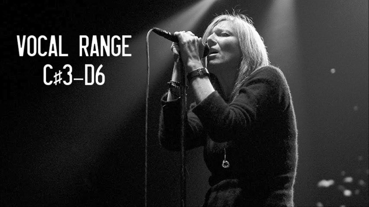 The Vocal Range of Beth Gibbons (Portishead) - YouTube