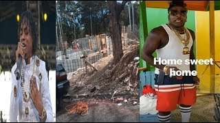 Rygin King Starts His Mansion & Elephant Man Renovates His Old Mansion