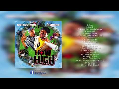 How High The Soundtrack   (Album Complet)