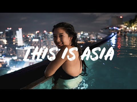 This is ASIA | Singapore x Korea x Vietnam | A Travel Film | Sony A6500 - Cinematic HD