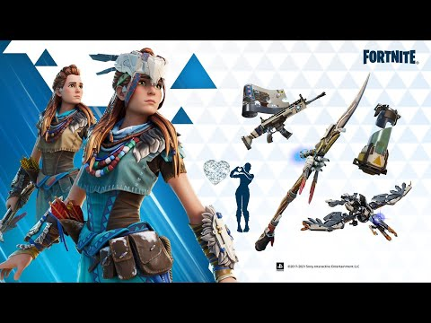 How To Get The HORIZON ZERO DAWN BUNDLE For FREE! (Aloy Cup Details – Fortnite X Horizon Zero Dawn)