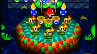 Mario Party 3 - 2000 - Mini Game: Battle Room