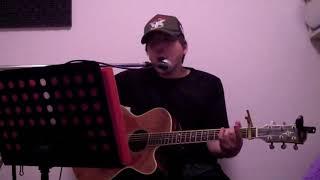 高橋洋子さんの残酷な天使のテーゼを弾き語りしました。
