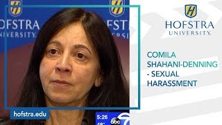 Comila Shahani-Denning  - Sexual Harassment in the Workplace