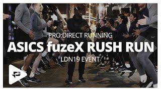Asics fuzeX Rush Run London