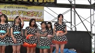 2013年7月28日 Ai-girls @ MUSIC FESTIVAL 2013.
