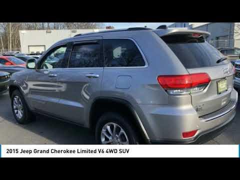 2015 Jeep Grand Cherokee A11054