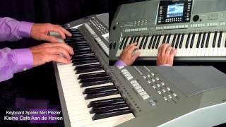 Kleine Cafe Aan de Haven - Keyboard Spelen Met Plezier deel 6