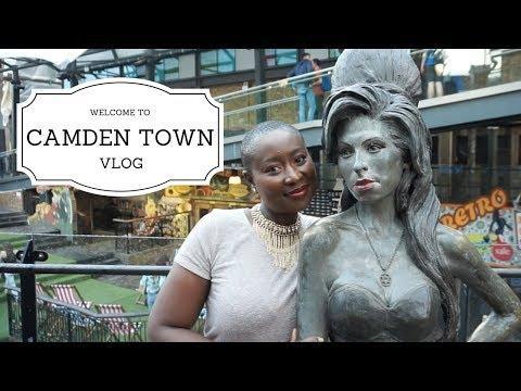 Je t'embarque  avec moi à Camden Town! | BAHISSÉ PARIS