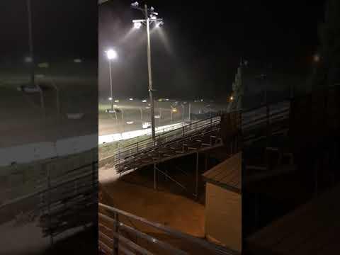Siskiyou Speedway Dwarf A Main 4-14-18