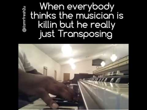 Stop Transposing and Learn All 12 Keys!