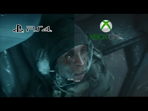 Xbox One Vs Xbox 360 Graphics Side By Side PLAYSTATION 4 Vs XBOX ...
