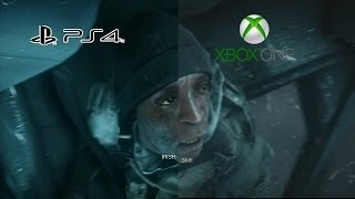 PLAYSTATION 4 Vs XBOX ONE Graphics (Battlefield 4: XB1 Vs PS4 Gameplay) by Whiteboy7thst