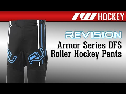 Revision Armor Series DFS 2 Roller Hockey Pants Review