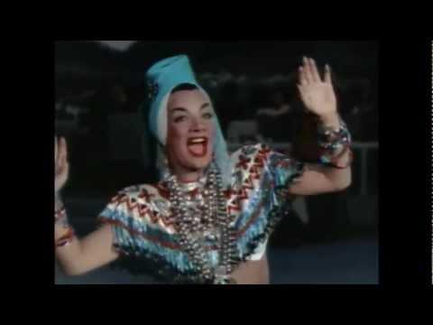 Carmen Miranda - Tic-Tac Do Meu Coração (1942)