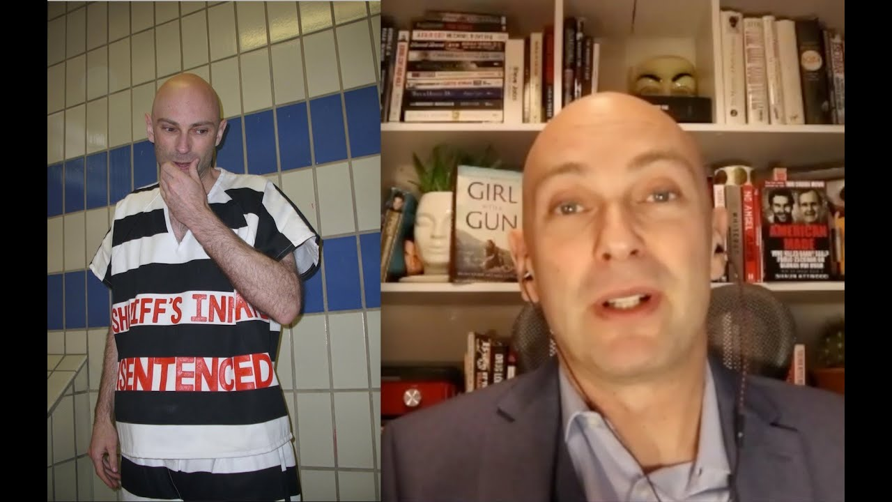 Ex Con's Tips For Coronavirus Lockdown - Shaun Attwood Interview