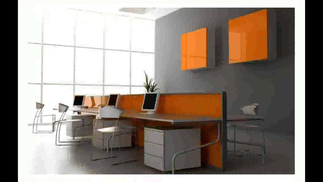 Office Design Interior Entrancing Office Design Interior  Youtube Inspiration Design