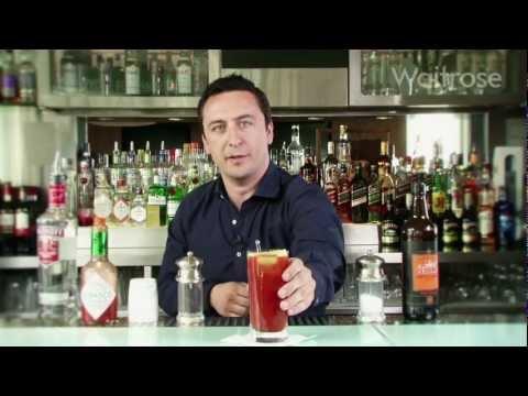 Bloody Mary cocktail recipe Waitrose