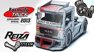 Formula Truck - Beta Steam! Logitech G27