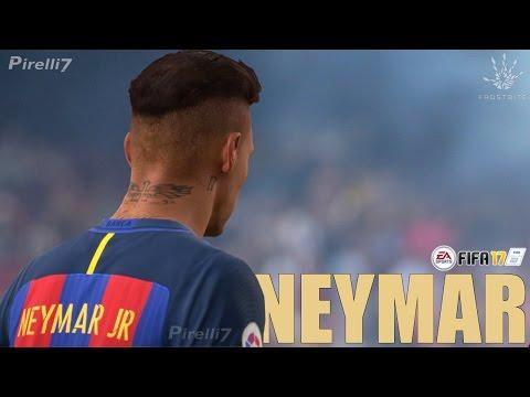 FIFA 17 Neymar JR Goals Skills 2017