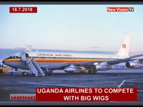 Uganda airlines to compete with big wigs