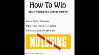 Asian handicap betting strategy for best asian handicap prediction