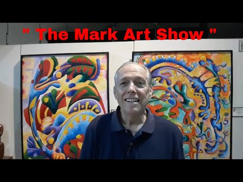 """"""" The Mark Art Show """""""
