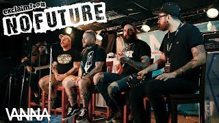 """Vanna played a couple stripped-down songs as part of vip pre-show and exclaim! no future was there to capture it. they """"flower"""" from 2016 album 'a..."""
