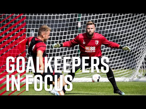 IN FOCUS 👋 | Exclusive look at Goalkeeper training before Aston Villa