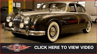 1961 Jaguar Mark II Saloon (SOLD)