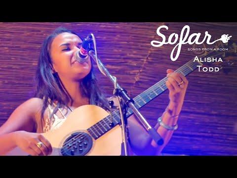 Alisha Todd - Amigos | Sofar Ibiza